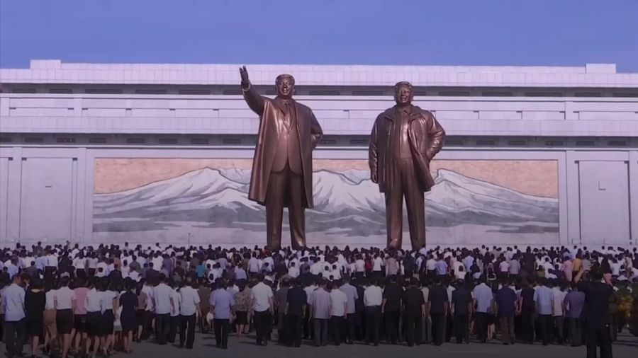 Why are North and South Korea divided?