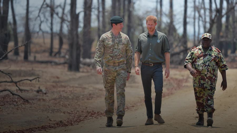 Prince Harry guest-edits National Geographic's Instagram