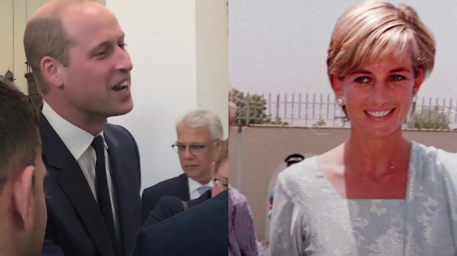 William and Kate's Pakistan tour - following in Diana's footsteps