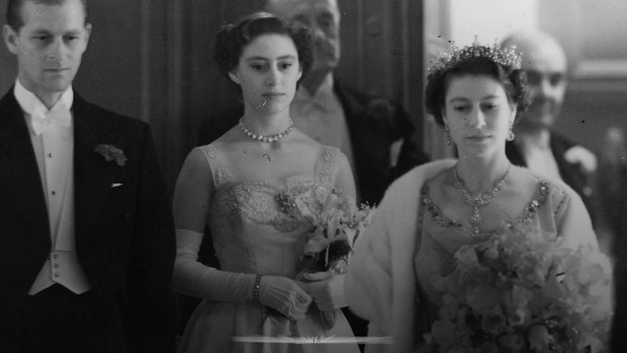 Who was the Queen's sister Princess Margaret?