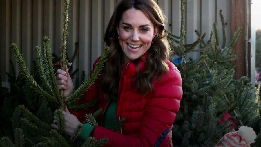 Kate: a year in style