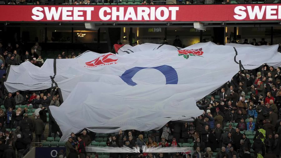 The trouble with England rugby fans' anthem Swing Low Sweet Chariot