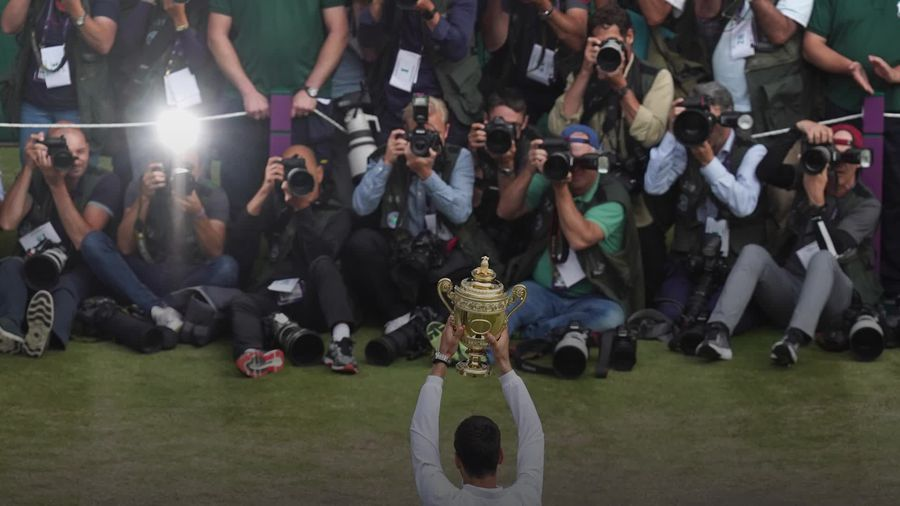 Missing Wimbledon? Enjoy these greatest moments