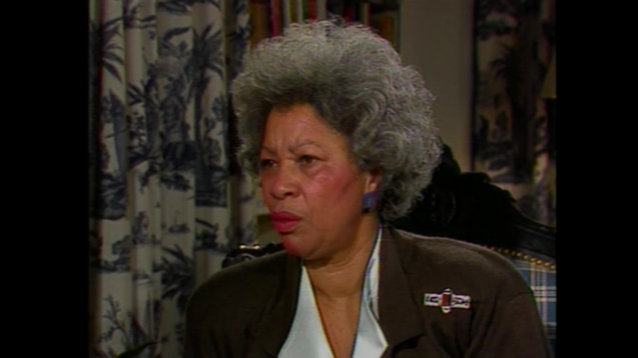 "Toni Morrison On Capturing A Mother's ""Compulsion"" To Nurture In ""Beloved"""