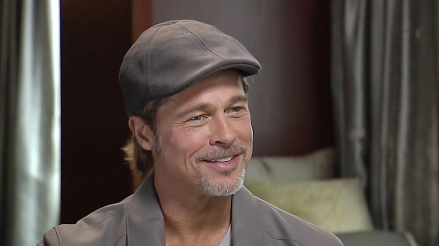Brad Pitt On Turning Undertold Stories Into Movies: 'Every Film Needs Some Champion'