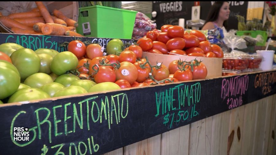 Flint Fights Lead Poisoning With Farmers Markets And Cooking Classes