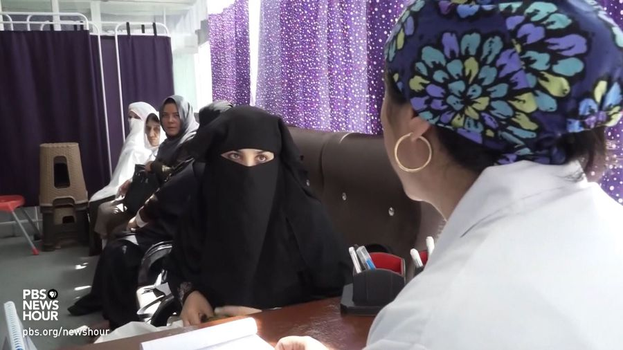 As Taliban peace talks resume, what's at stake for Afghan women?