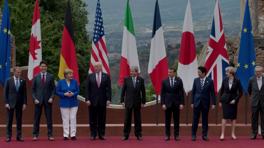 What exactly is the G7?