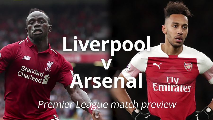 Liverpool v Arsenal: Premier League match preview