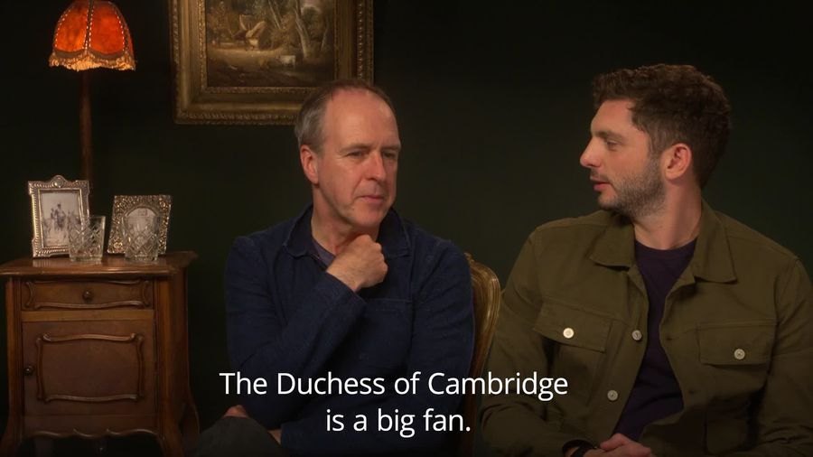Duchess of Cambridge is 'big Downton Abbey fan'