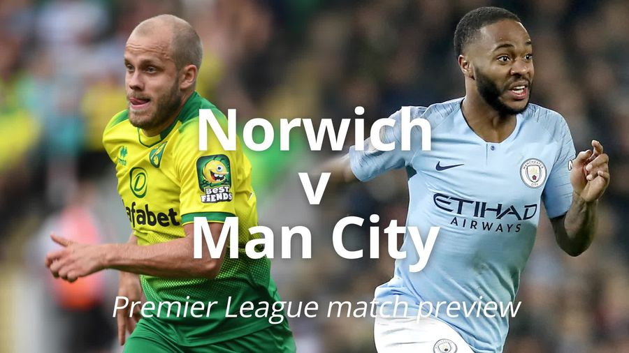 Norwich v Man City: Premier League Match Preview