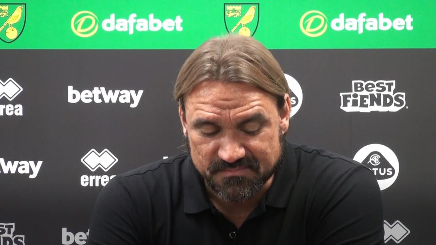Daniel Farke: Sticking together was the key to our victory over Man City