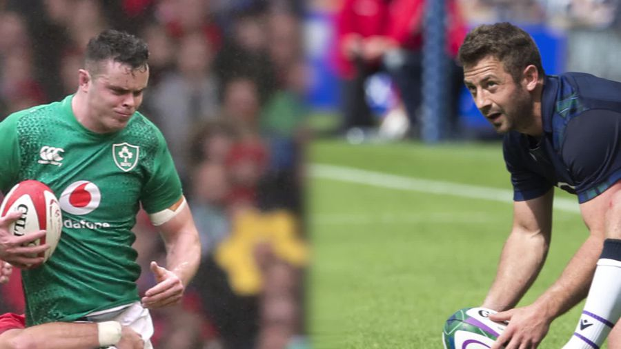Ireland v Scotland: Rugby World Cup match preview