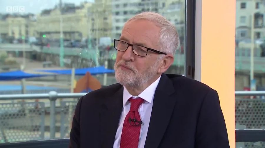 Jeremy Corbyn: I will take the party into the next general election