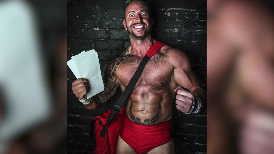 From postman to professional wrestler - meet Ry Williams