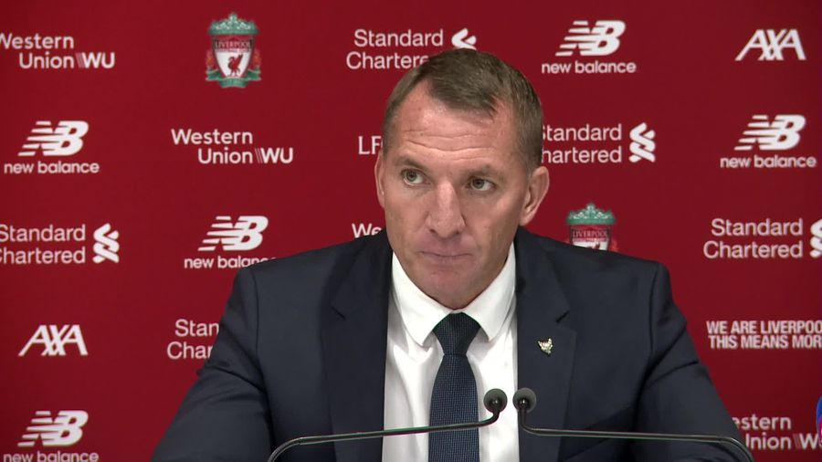 "Brendan Rodgers: Defeat in the ninety-fifth minute was ""difficult to take"""