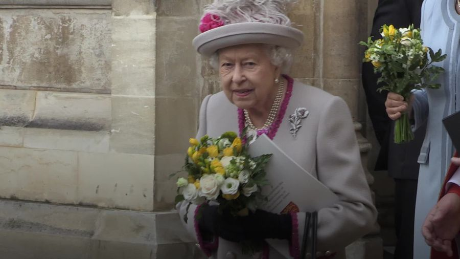 Queen and Camilla mark 750th anniversary of Westminster Abbey rebuild