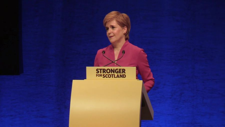 Sturgeon to request transfer of power at end of this year