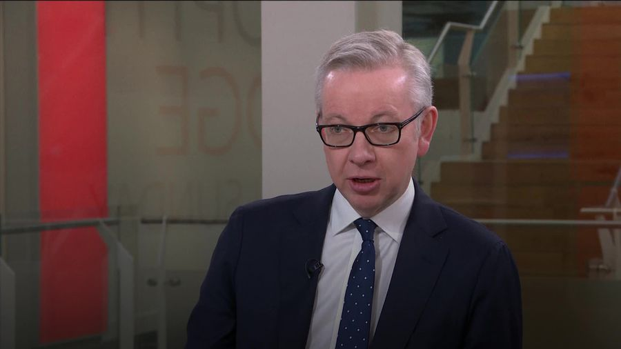 Michael Gove: We will leave by October 31