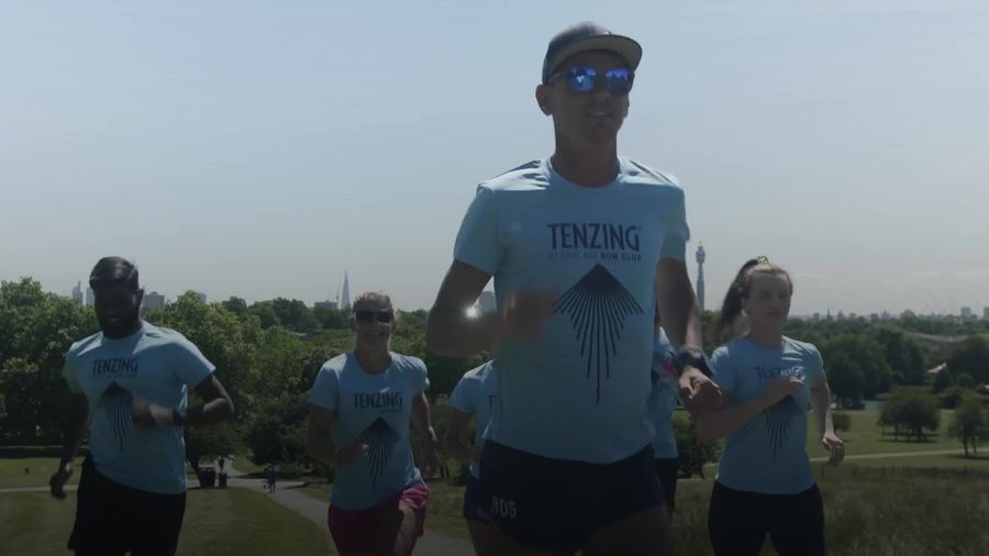 Company launches anti-pollution air tracker for runners in London