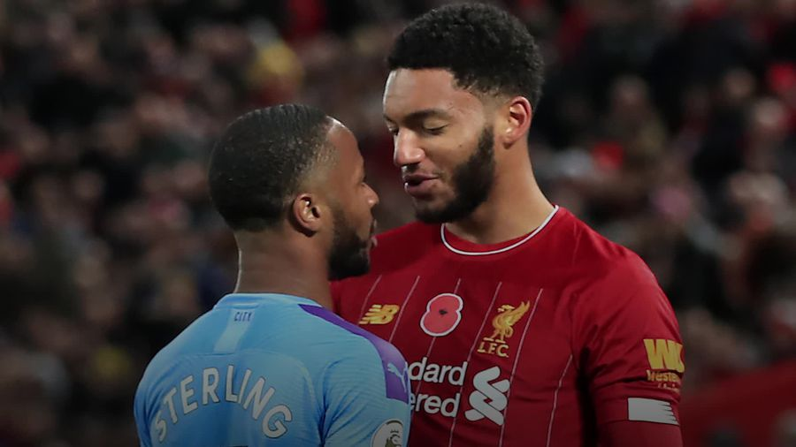 Raheem Sterling dropped from England's match with Montenegro after Joe Gomez row