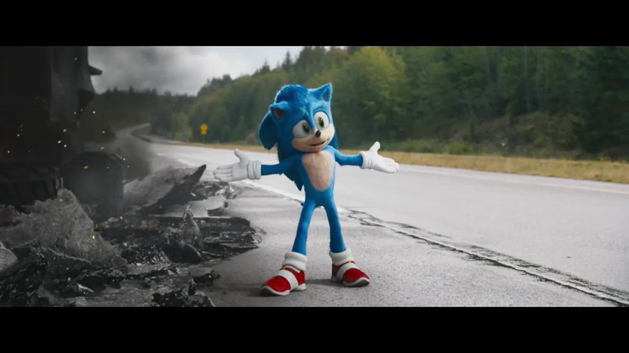 New Sonic the Hedgehog movie trailer released following fan backlash