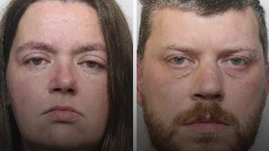 Incestuous couple jailed for murder of two sons