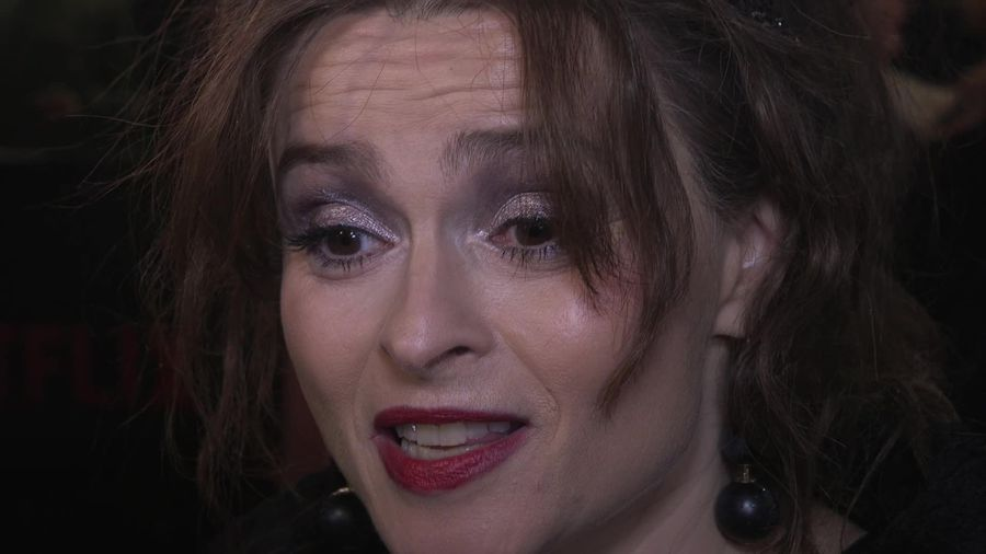 Helena Bonham Carter on playing the late Princess Margaret