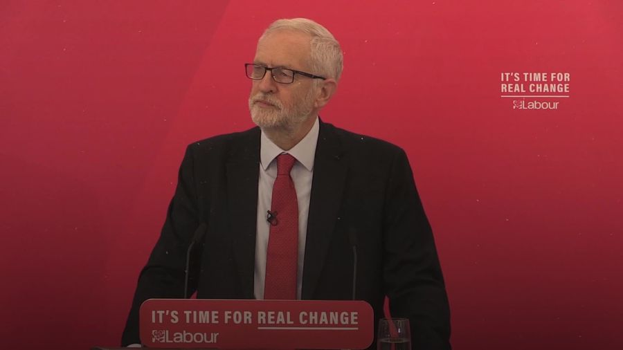 Labour will tax tech giants 'fairly' says Jeremy Corbyn