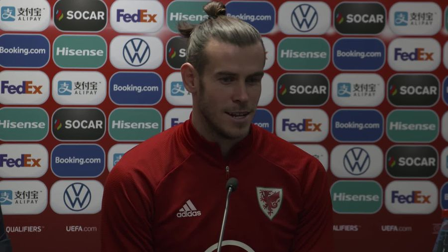 Gareth Bale admits he gets more excited to play for Wales than Real Madrid