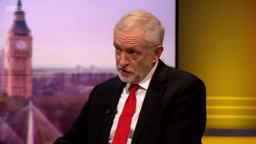 Jeremy Corbyn pressed on his personal view of Brexit