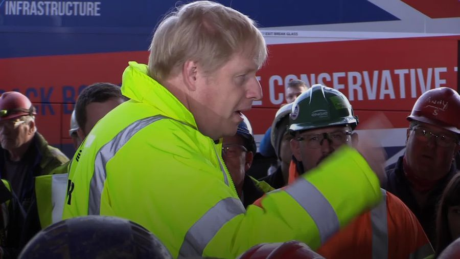 Boris Johnson hints at National Insurance cut for low-paid workers