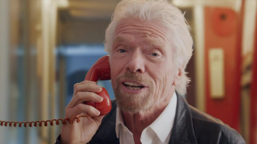 Virgin Trains release farewell music video featuring Sir Richard Branson