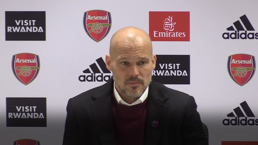 Ljungberg knows confidence is key to improving Arsenal's fortunes