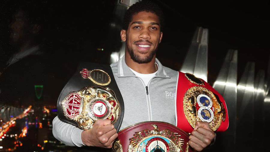 Anthony Joshua: What next for the world heavyweight champion?