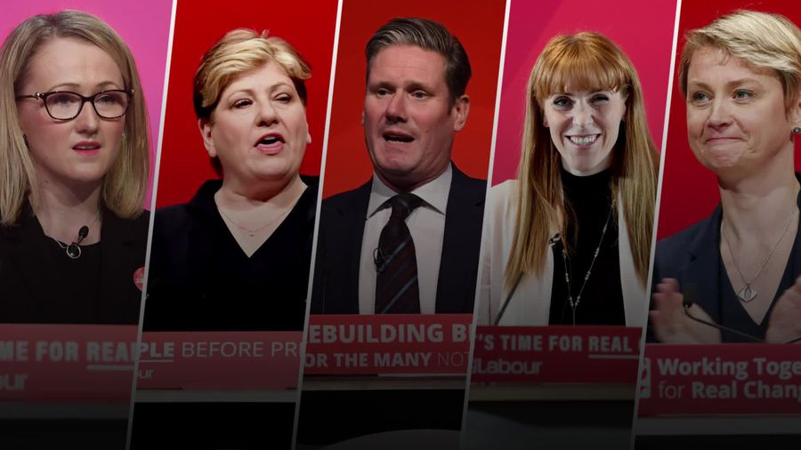 Who will replace Jeremy Corbyn as Labour leader?