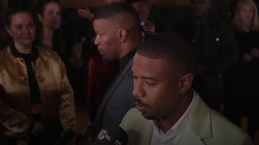 Michael B Jordan on how he's ensuring diversity in his Hollywood films