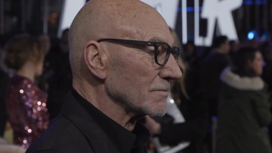 Sir Patrick Stewart talks Picard and Brexit
