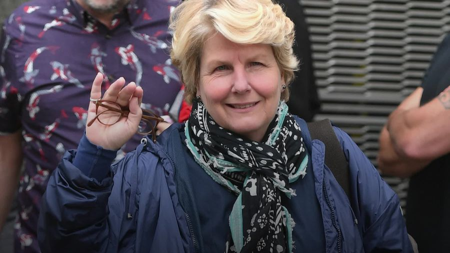 Sandi Toksvig announces Bake Off departure after three years