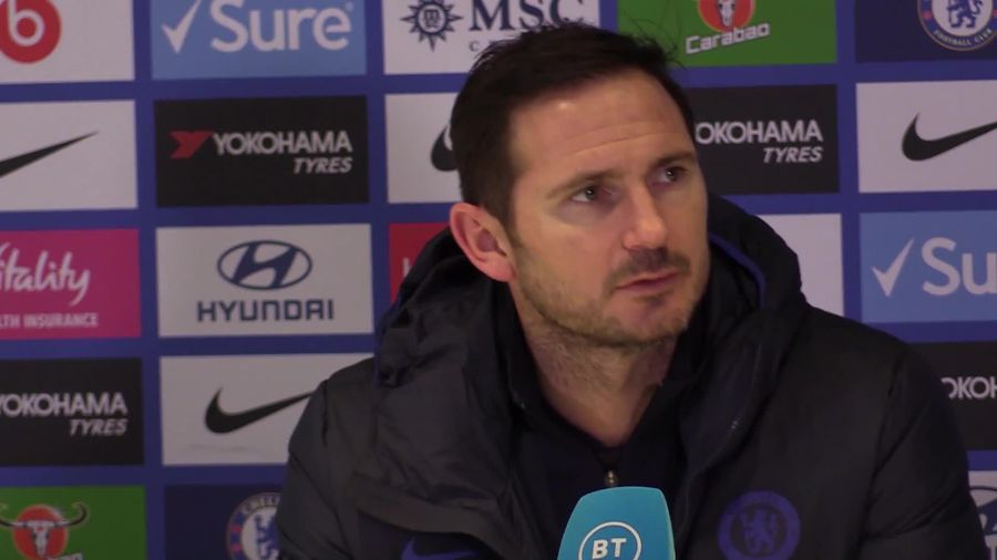 Frank Lampard rues missed opportunities against 10-man Arsenal