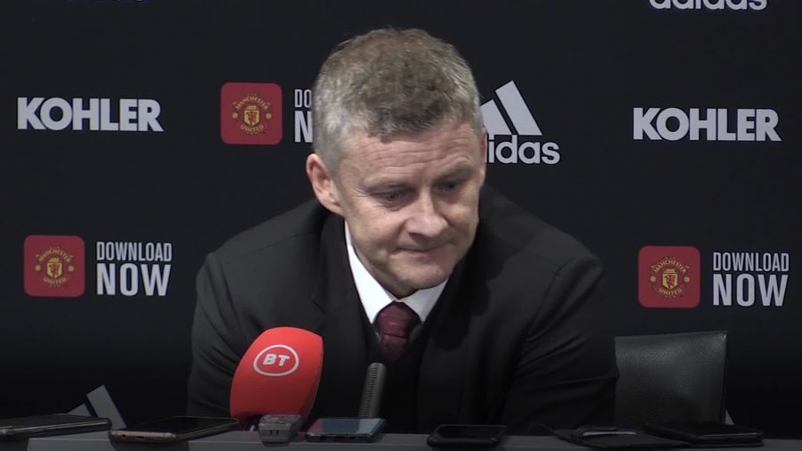 Solskjaer concedes United fans have every right to feel disillusioned