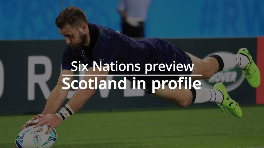 Six Nations: Scotland in profile