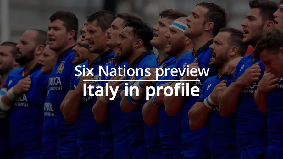 Six Nations: Italy in profile