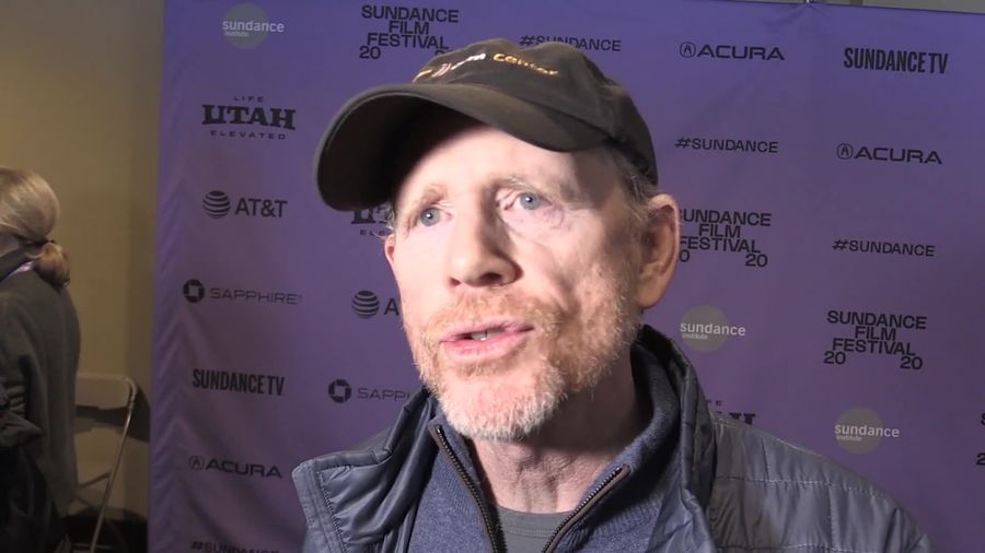 Ron Howard: Personal connection inspired California fires documentary