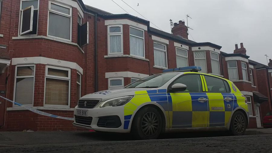 Father and young daughter killed in Hull house fire