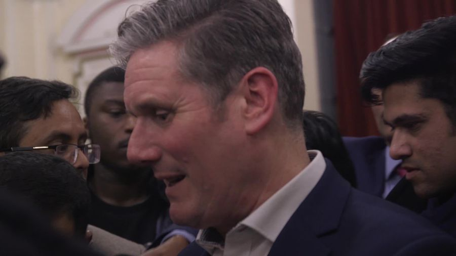 'Elitist or downtrodden': Sir Keir Starmer claims Labour ignored the middle class