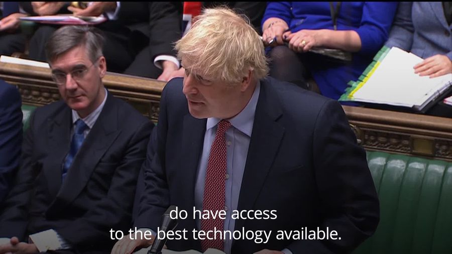 Boris Johnson: I will do nothing to imperil our relationship with the US