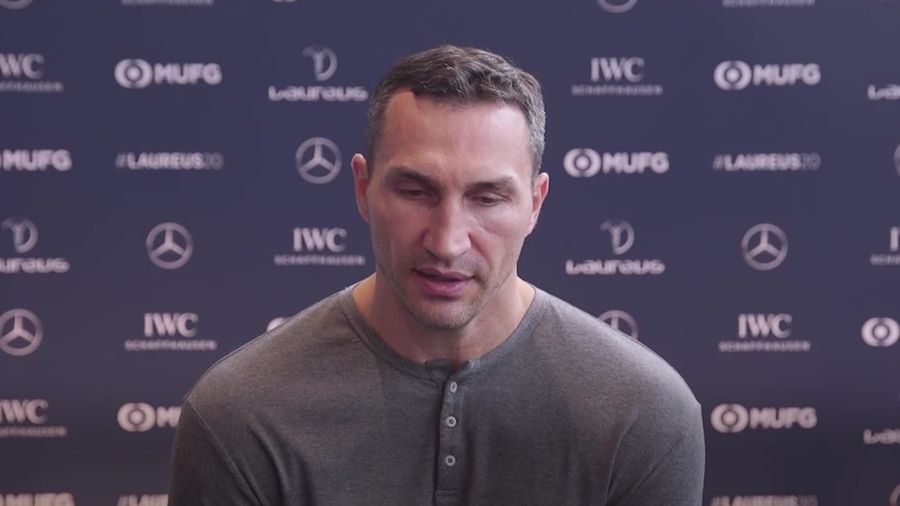 Wladimir Klitschko backs Fury in upcoming Wilder bout