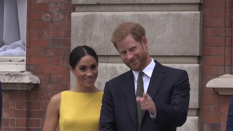 Harry and Meghan's use of Sussex Royal brand 'being reviewed'