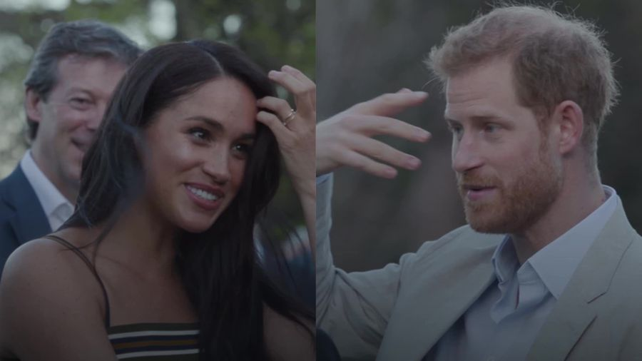 Harry and Meghan drop plans to use 'SussexRoyal' branding